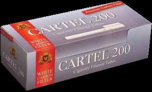 Цигарени гилзи Cartel 200 карбон