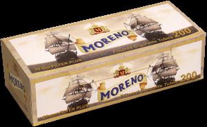 Цигарени гилзи MORENO 200 - 20 мм