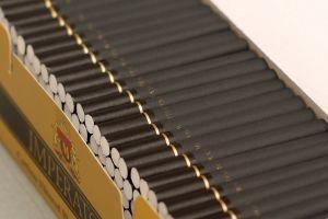 Празни цигари с филтър Imperator 200 Black Carbon - 50 кутии