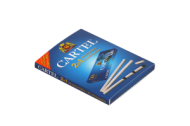 Пакет CARTEL 2in1 BLUE хартийки + филтри