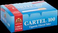 Цигарени гилзи Cartel 100 карбон