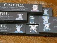 Супер дълги и супер тънки хартийки + филтри CARTEL 130 mm