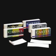 Картонени филтри с перфорация CARTEL х 5 броя