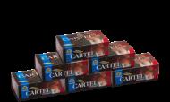 Празни цигари с филтър Cartel 100 - 100 кутии