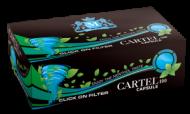 Празни цигари с филтър Cartel 100  Капсула - 40 кутии