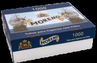 Празни цигари с филтър Moreno 1000 - 5 кутии