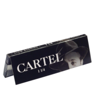 Хартийки за свиване Cartel Black 1 1/4